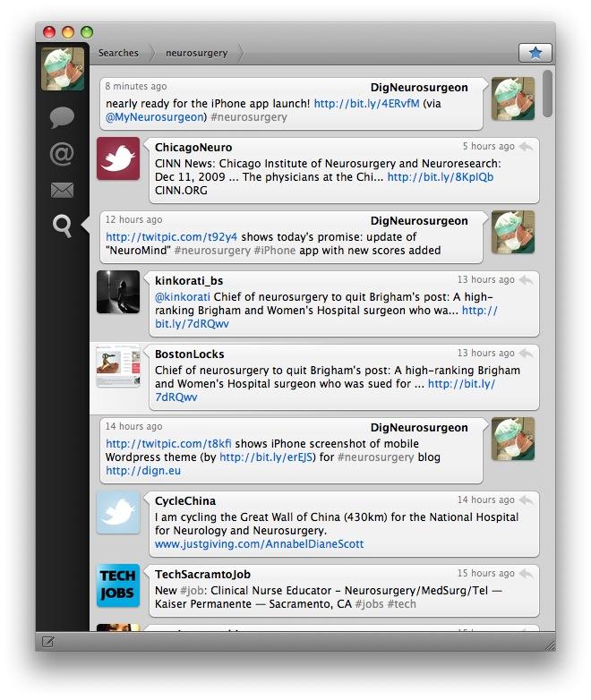 Tweetie 2 For Mac
